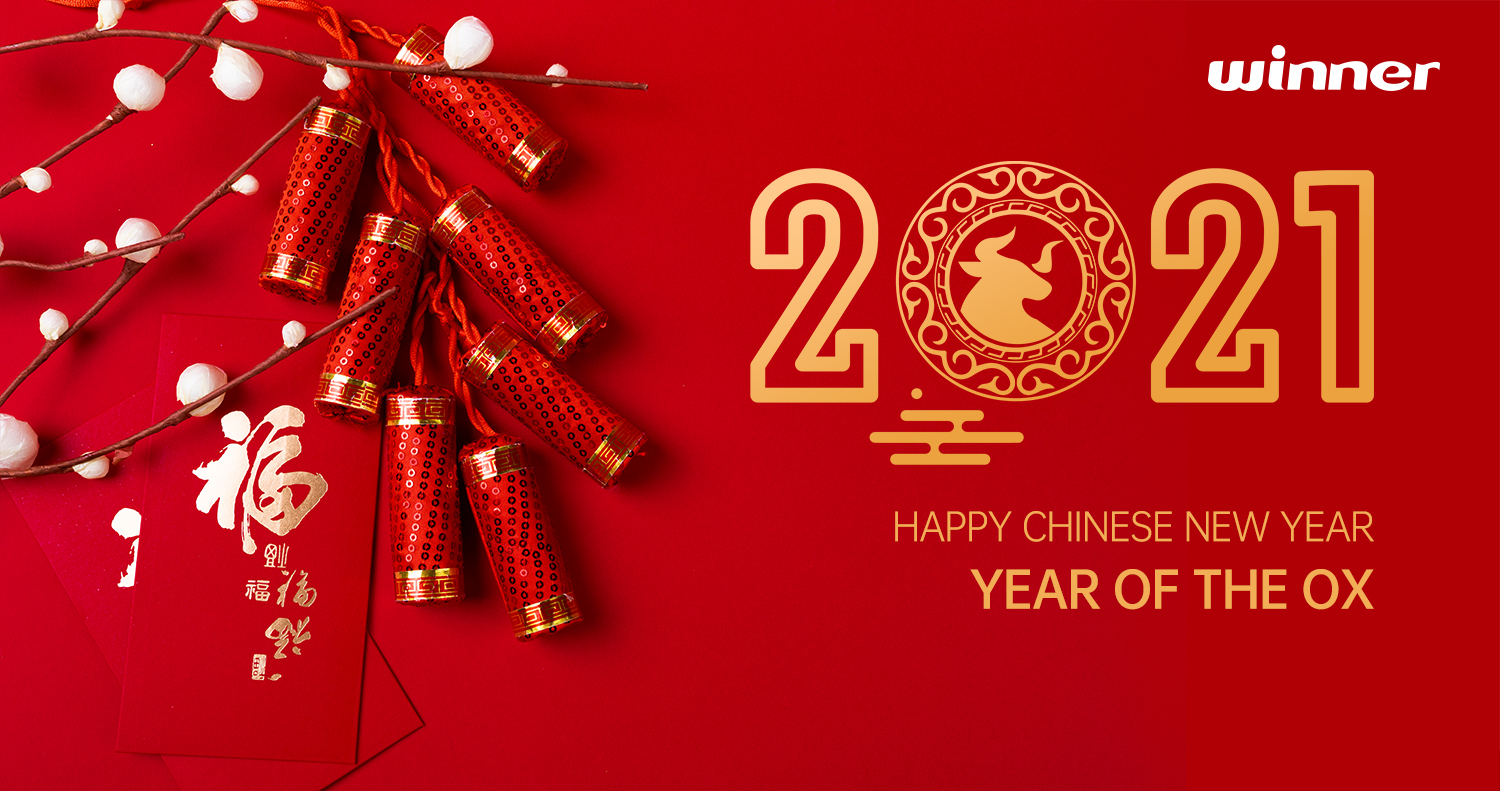 Best Wishes and Work Arrangement during the Chinese New Year